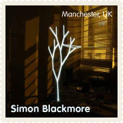 simon blackmore, manchester, uk