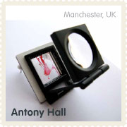 antony hall, manchester uk