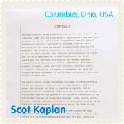 scot kaplan, columbus, ohio