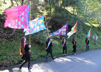 Irrational Exuberance Flags