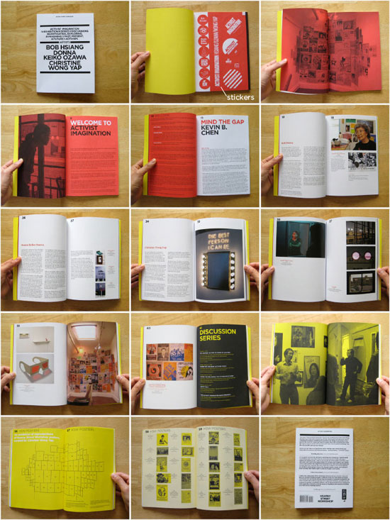 activist imagination catalog